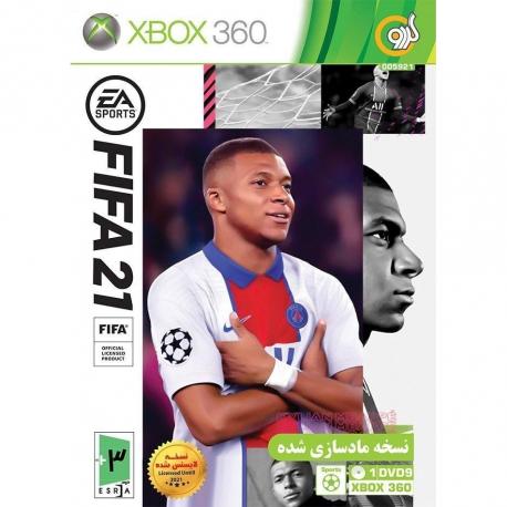 بازی FIFA 2021 مخصوص XBOX