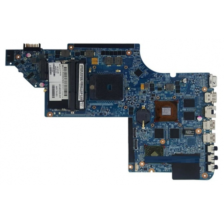 مادربرد لپ تاپ اچ پی DV6-6000 DV7-6000 AMD_41-AB7400-E00G 2Chip گرافیک دار
