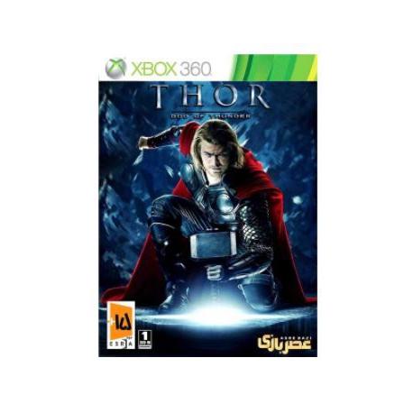 بازی THOR God Of Thunder مخصوص ایکس باکس 360
