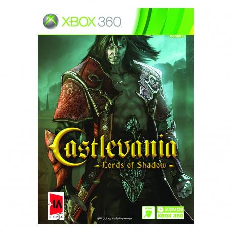 بازی Castlvania نشر گردو (رسام) مخصوص XBOX