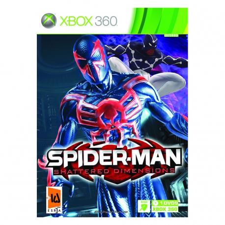 بازی Spider-Man Shattered مخصوص XBOX