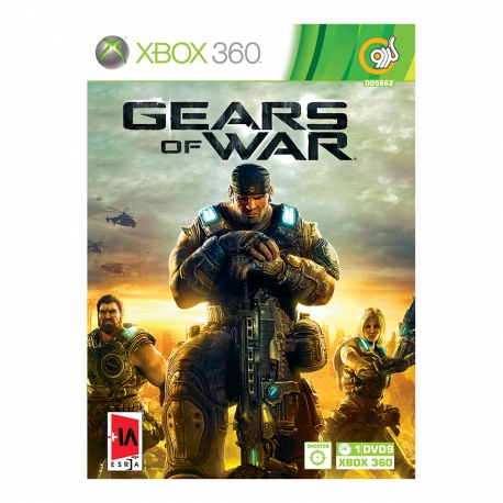 بازی GEARS OF WAR مخصوص XBOX