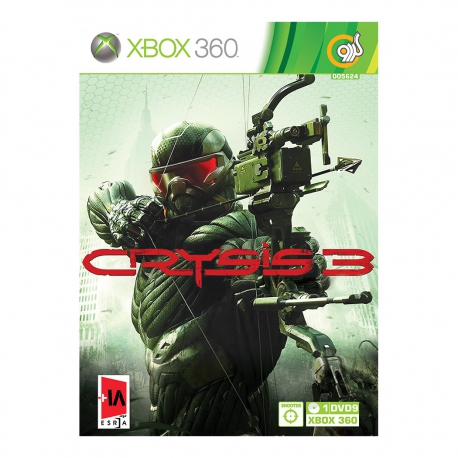 بازی CRYSIS 3 مخصوص XBOX