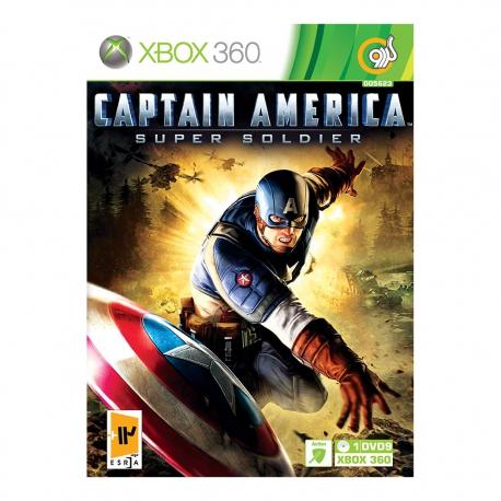بازی CAPTAIN AMERICA مخصوص XBOX