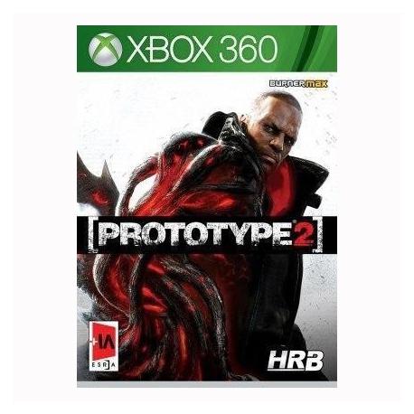 بازی PROTOTYPE 2 مخصوص XBOX