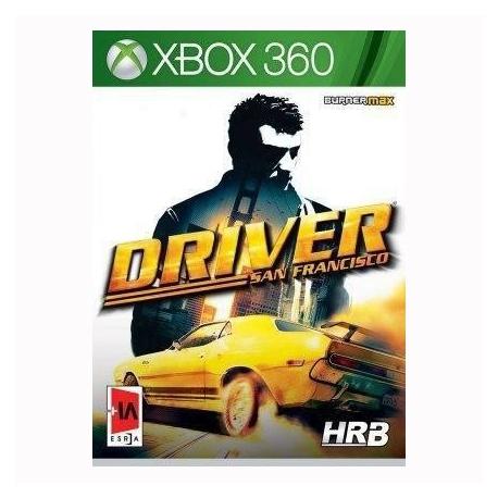 بازی DRIVER SANFRANCISCO مخصوص XBOX