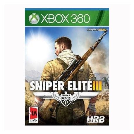 بازی SNIPER ELITE 3 مخصوص XBOX