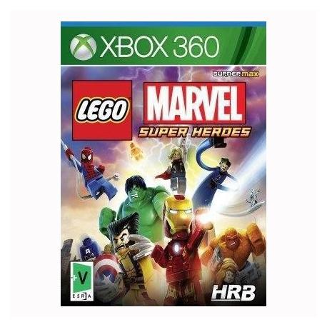 بازی LEGO MARVEL SUPER HEROES مخصوص XBOX