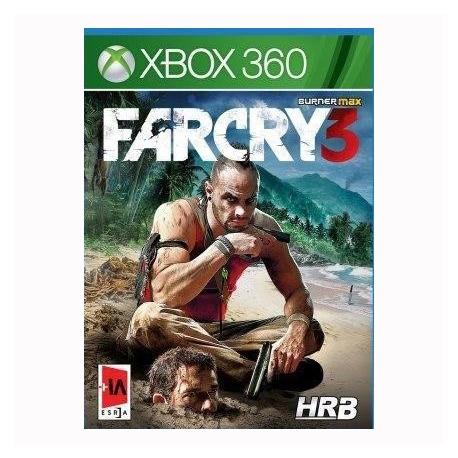 بازی FARCRY3 مخصوص XBOX