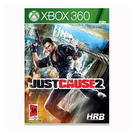 بازی JUSTCAUSE2 مخصوص XBOX