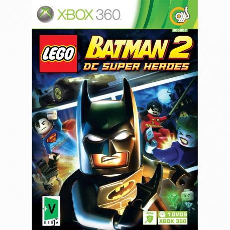 بازی LEGO BATMAN 2 مخصوص XBOX360
