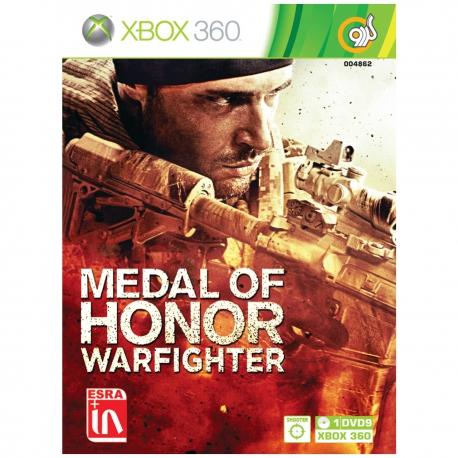بازی Medal of Honor Warfighter مخصوص XBOX 360