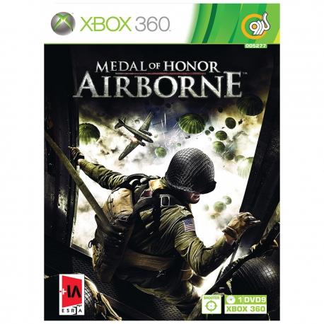 بازی Medal of Honor AIRBORNE مخصوص XBOX 360