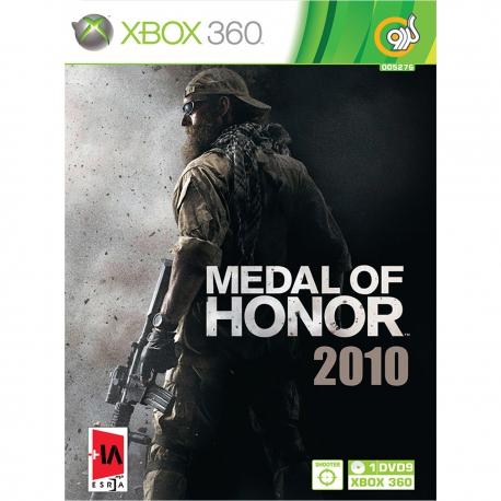 بازی Medal of Honor 2010 مخصوص XBOX 360