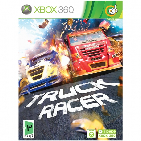 بازی TRUCK RACER مخصوص XBOX 360