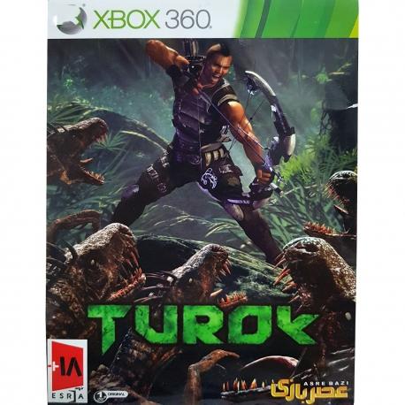 بازی Turok مخصوص xbox360