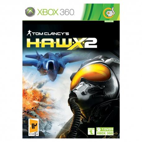 بازی Tom Clancys HAWAX 2 مخصوص Xbox 360