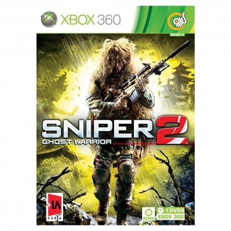 بازی SNIPER 2 Ghost Warrior مخصوص Xbox 360
