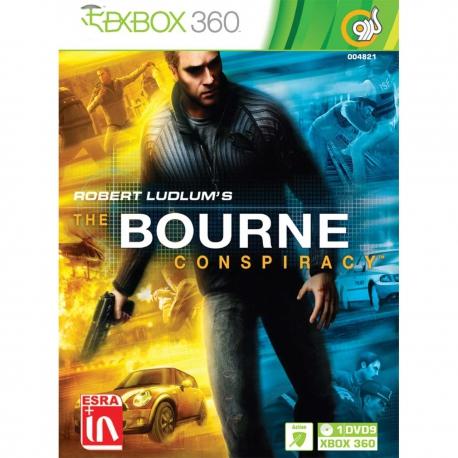 بازی Robert Ludlums The Bourne Conspiracy مخصوص XBOX 360