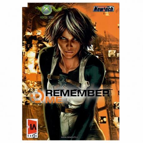 بازی Remember Me نیوتک مخصوص Xbox 360