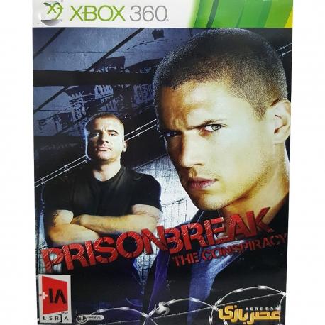 بازی Prison Break The Conspiracy مخصوص xbox360