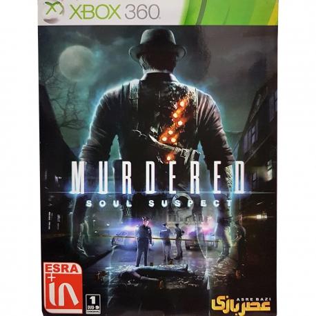 بازی Murdered Soul Suspect مخصوص xbox360