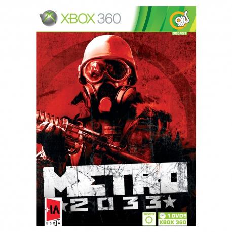 بازی Metro 2033 مخصوص Xbox 360