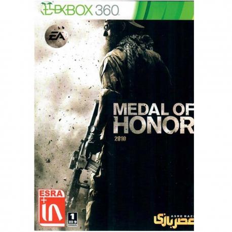 بازی Medal Of Honor 2010 مخصوص ایکس باکس 360
