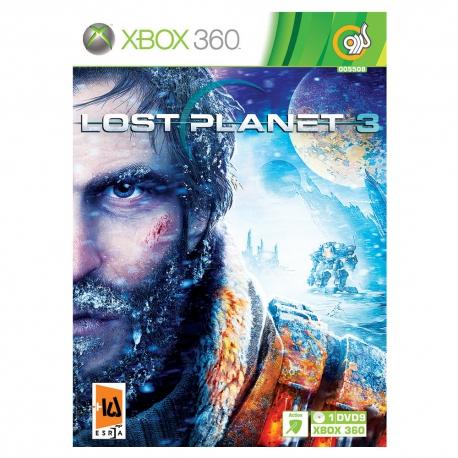 بازی Lost Planet 3 مخصوص Xbox 360