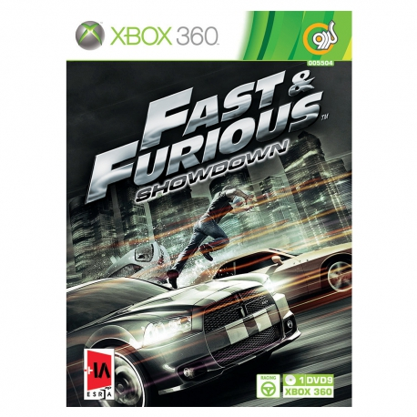 بازی Fast & Furious Showdown مخصوص Xbox 360