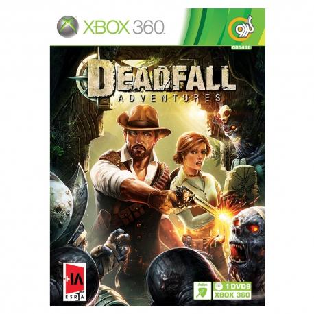 بازی DeadFall Adventurs مخصوص Xbox 360