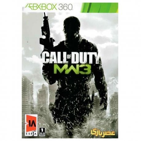 بازی Call Of Duty MW3 مخصوص ایکس باکس 360