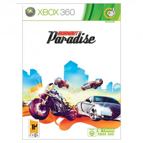 بازی Burnout Paradise مخصوص Xbox 360