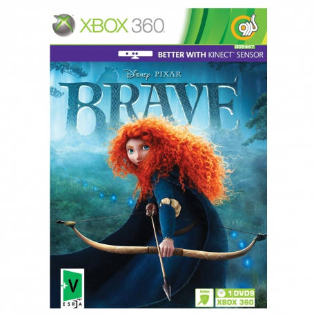 بازی Brave مخصوص Xbox 360