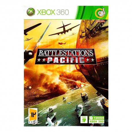 بازی Battlestations Pacific مخصوص XBOX 360