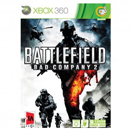 بازی Battlefield Bad Company 2 مخصوص Xbox 360