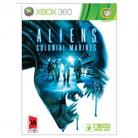 بازی Aliens Colonial Marines مخصوص Xbox 360