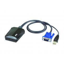 تبدیل لپ تاپ به کنسول آتن مدل ATEN CV211