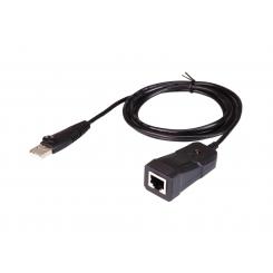 تبدیل USB به (RS232)RJ45 آتن مدل ATEN UC232B