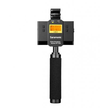 گیرنده بی سیم سارامونیک مدل UwMic9 SP-RX9 برای تلفن همراه