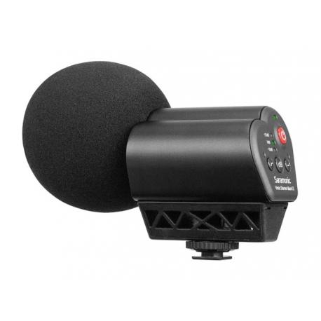 میکروفن روی دوربینی استریو سارامونیک مدل Vmic Stereo Mark II