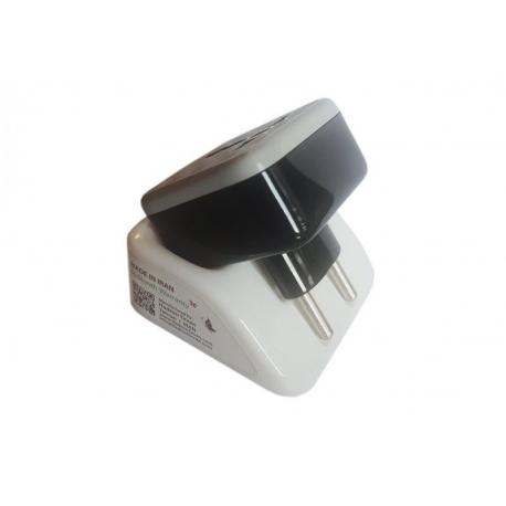 محافظ برق هوشمند هادرون HADRON P102 مشکی