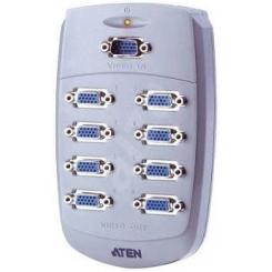 اسپلیتر 8 پورت vga آتن مدل ATEN VS88