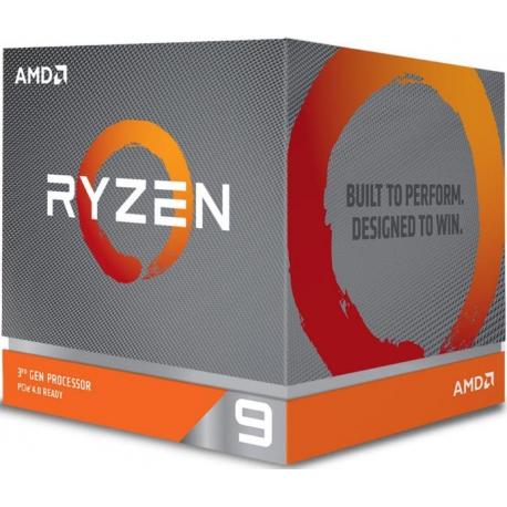 پردازنده AMD مدل AMD Ryzen 9 3900X