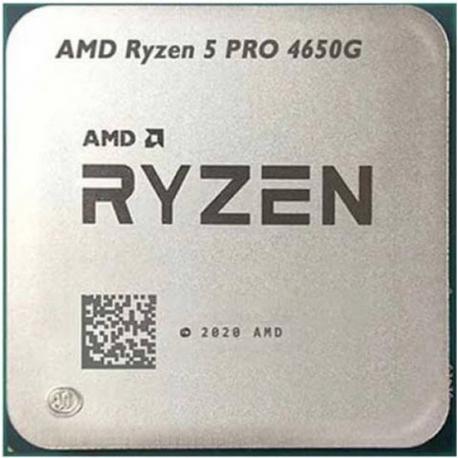 پردازنده بدون باکس AMD مدل AMD Ryzen 5 PRO 4650G