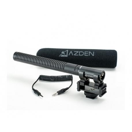 میکروفن شاتگان AZDEN مدل SGM-DSLR به همراه SWS-200