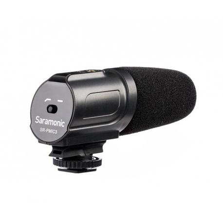 میکروفن روی دوربینی سارامونیک مدل SR-PMIC3