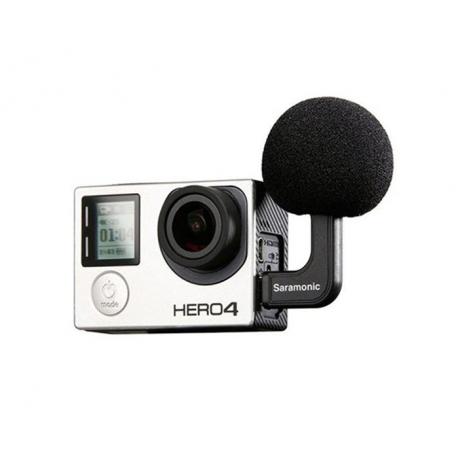 میکروفن سارامونیک مدل G-Mic برای دوربین GoPro