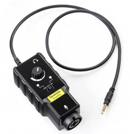 رابط صوتی سارامونیک مدل SmartRig II