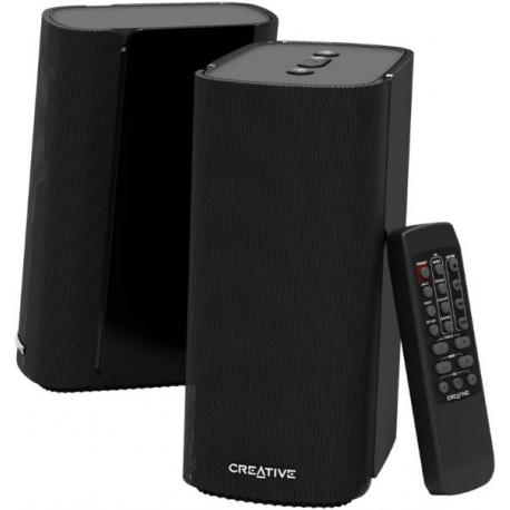 اسپیکر بلوتوثی Compact Hi-Fi 2.0 کریتیو مدل Creative T100